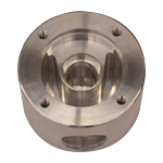 Component Made by Horizontal Milling Machine